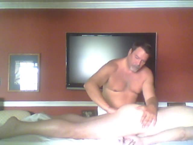 Tgreetingss boy Drove From Miles Away To Experience A Relaxing Full Body Rubdown.