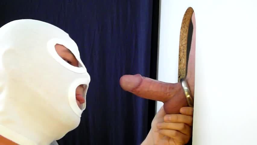 And hereВґs another First-timer To My Gloryhole. ItВґs A 44 Year older stud From Offenburg With A wild Cut dick (with A Thellock dickring). Beside Wor