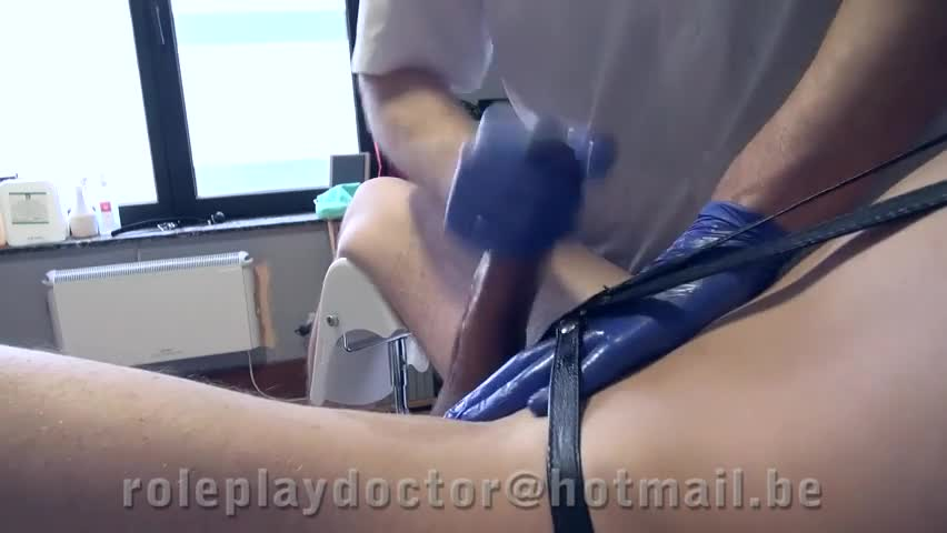 Sub twink Patient Sodomised By Two Doctors. Two, ball cream fountains One jerk off,