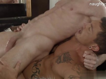 young twink bondage ass