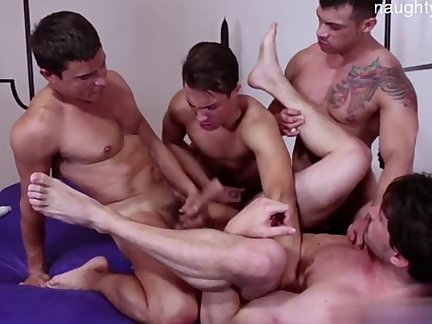 yummy Son extreme deep throat