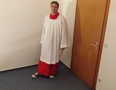 gayTHOLIC ALTAR SERVER