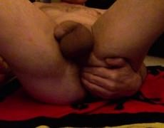 Wide Gapes Tonight.  Sorry A Pop through At The End :-)