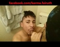 Karma Fairuth: I Loved sucking Thowdys Thowdyck penis So Much, plow, I Didnt Even wanna Let It Go Even After I Had swallowed every Single Drop Of cum