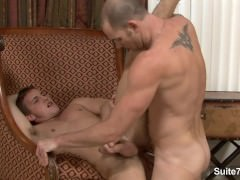 awesome cocks Alex Andrews And Cole Streets sucking Their peniss In 69