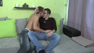 Two homosexual Neighbours Have A lovely Time plowing