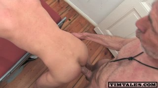 monstrous cock daddy And Tommy In This Soslavemastery Scene