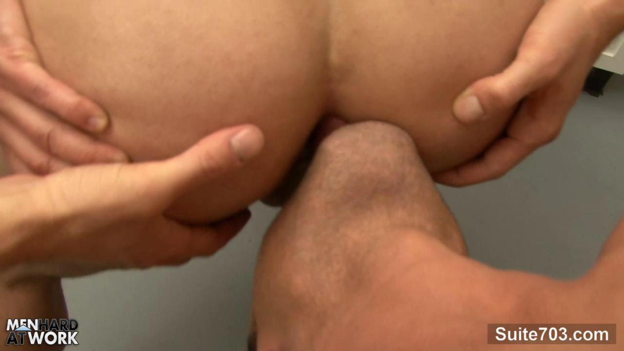 delicious Doctor gets Nailed By hellos gay Patient At Work