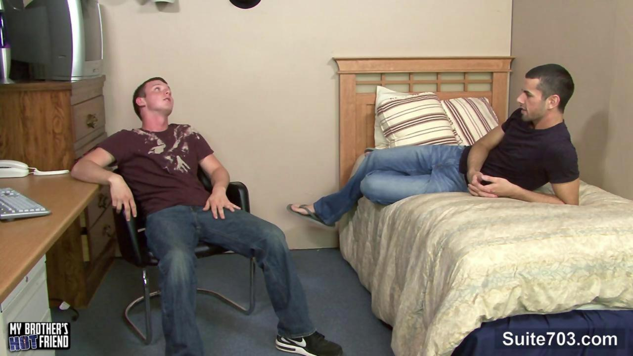 fine gay receives hammered And cummed