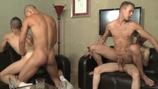 Here Is A gay Porno With a lot of Sodomy!