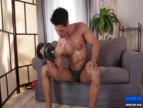 BB-BB-homosexual-Muscle Ennio Guardy rimming wazoo