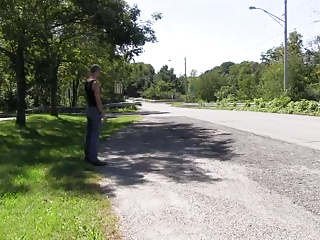 pounding The Hitchhiker   -  Nial