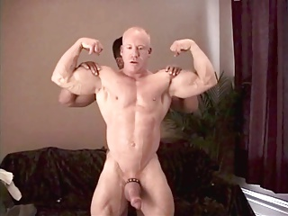 Daddy's Muscle Worship twink