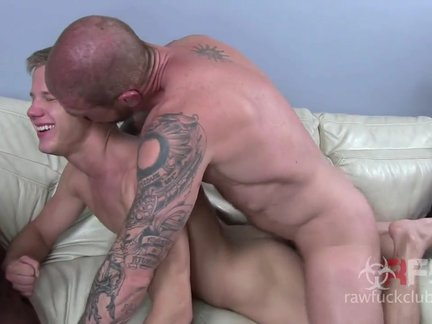 Rocco Steele And Joseph rough raw Session RFC