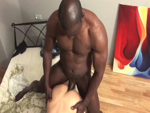 BB-homosexual Spoiled By A darksome stud-horse