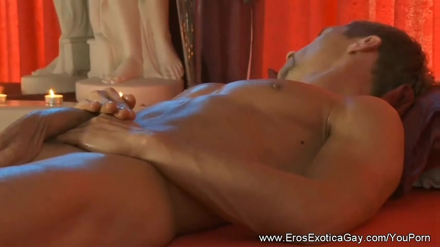 Erotic Self Massage For paramour lad