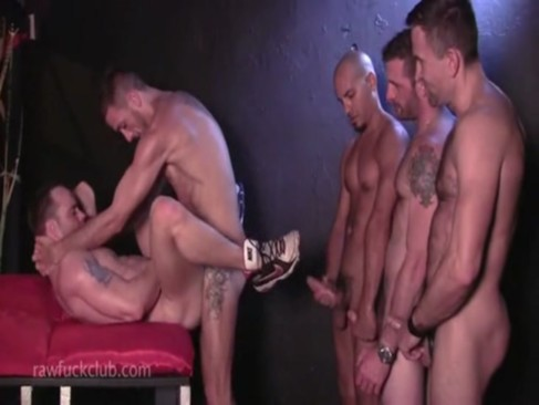 [bare fuck Club] Antonio, Morgan, Dylan, M