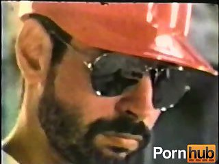 Vintage guys ass drilling