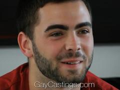 HD GayCastings - Josh hairy pooper plowed