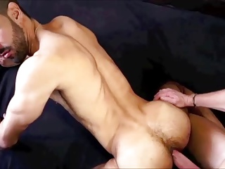 Arab lad acquires bare huge dad's penis