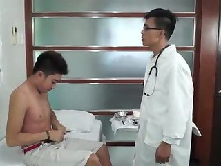 oriental chap receives plowed By Doc