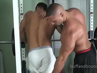 kinky Bodybuilders Steamy Action