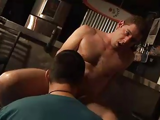 Straight Pornstar Shawn Diesel Blown By A lad