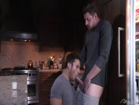 Two allies In The Kitchen