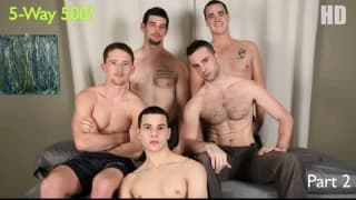 A unfathomable Sodomy Session between homosexuals