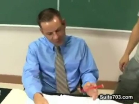 slavemaster Student Turn His Teacher Into Mo
