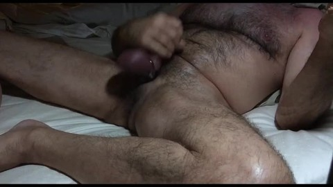 Excerpts From An Evening Of Self Ball Busting, With A love juice shot At The End.