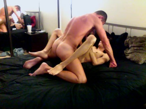 A tasty Muscle Daddy, Brad, plows Hugo And Breeds Him During Their rough Intense fuck.