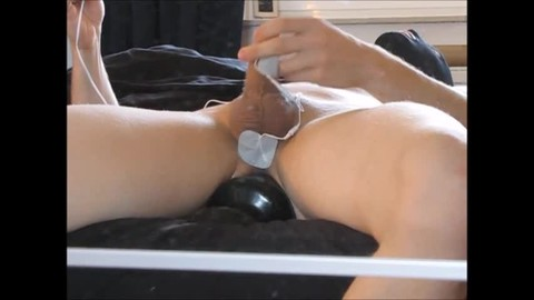 Assmaster And Electro For The First Time Gape Buttplug Fist  Still Trying But I Dont Think This Will Fit