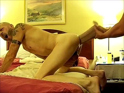I don't acquire to see My Daddy gigantic cock All That Often, So We Make The most Of every Chance - Here, encounter In A Hotel Where he Can fuck, Fist