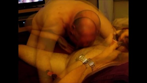 A monstrous Married knob To Service And Slobber Over When First-timer JL Visits Me while In Town From recent York, Gentle Tubers.  this man Has Been A