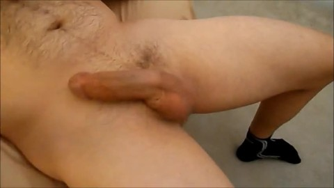juicy lascivious bi-sexual dude Jerks-off His worthy penis For Me
