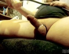 The Stroking And engulfing Action Of The Venus 2000 Always Leaves My fat penis Drained. 5 Scenes.