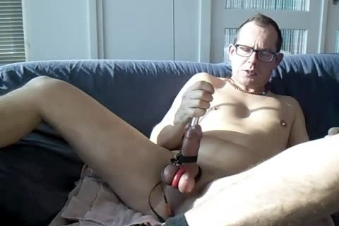 A good Half Hour Of An Much Longer Edging Session With bdsm Masturbating. ejaculation Reps At The cheerful Ending.