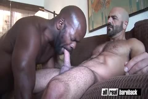 bare non-professional Interracial