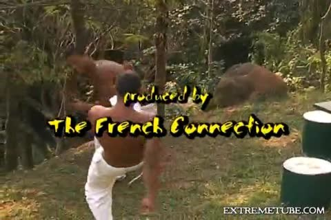 Capoeira 15 - Scene 1 - The French Connection