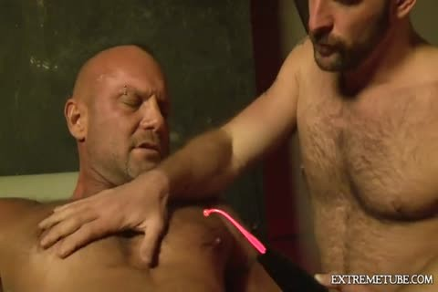 coarse bare Real - Scene 2 - Factory video scene