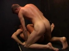 brutaly gay studs nakedback with monstrous dicks