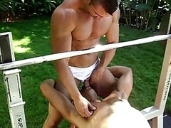 Working Out in Costa Rica