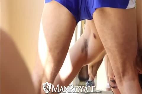 lewd juvenile studs suck And Ride Each Other's dicks