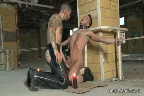 Logan And Sam Do Some Sinful Acts In A Warehouse
