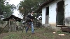 Brazilians Cowboys  - Scene 1