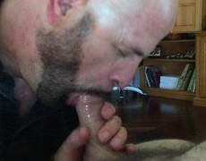 Got he To Come Over And Make A clip Of Me engulfing His penis. I Had To Trim The clip 'because I Sucked Him Off For An Hour. It brawny Up A biggest Lo