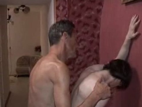 lucky older Russian Has Great bang  With