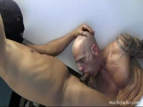 pounding An Insatiable man