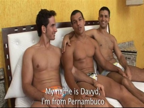 Brazilian twinks pounding